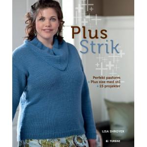 Plus Strik - Bog af Lisa Shroyer