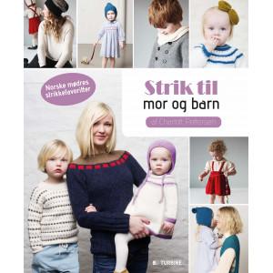 Strik til mor og barn - Bog af Charlott Pettersen