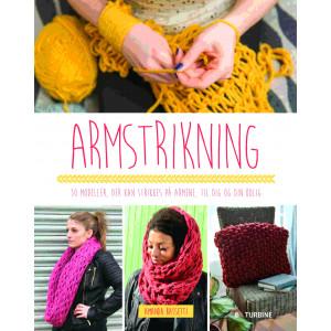 Armstrikning - Bog af Amanda Bassetti