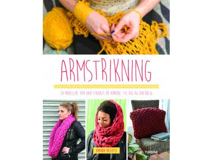 Image of   Armstrikning - Bog af Amanda Bassetti