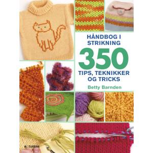 Håndbog i strikning - Bog af Betty Barnden