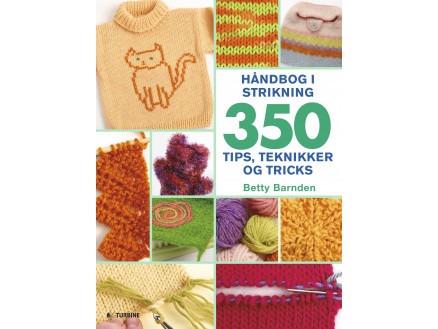 Image of   Håndbog i strikning - Bog af Betty Barnden