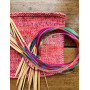 Infinity Hearts Rundpindesæt Bambus Natur/Print 60cm 2-10mm - 18 størrelser