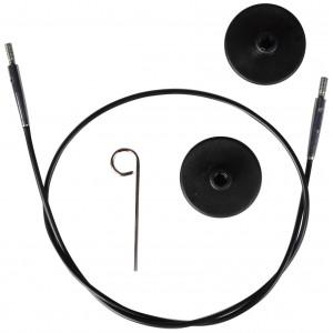 Drops Kabel til Udskiftelige Rundpinde Pro Romance 35cm (Bliver 60cm inkl. pinde)