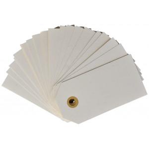 Manillamærke Genbrugspap 5x10 cm - 20 stk
