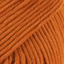 Drops Muskat Garn Unicolor 49 Mørk Orange