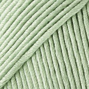 Drops Muskat Garn Unicolor 20 Lys Mintgrøn