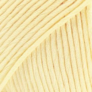 Drops Muskat Garn Unicolor 07 Lysegul