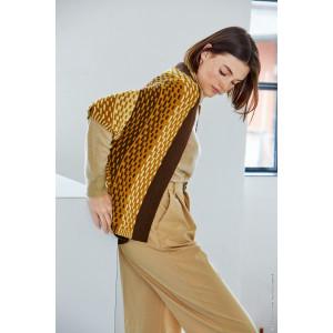 Cool Wool Vest af Lana Grossa - Vest Strikkeopskrift Str. 36/40 - 48/50