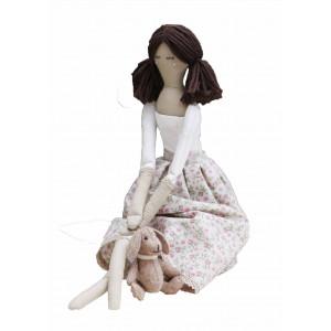 Go handmade Sykit Dukken Rosaly 45 cm