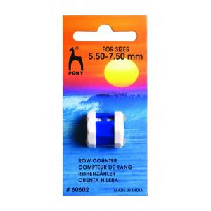 Pony Omgangstæller / Pindetæller 5,5-7,5 mm - 1 stk