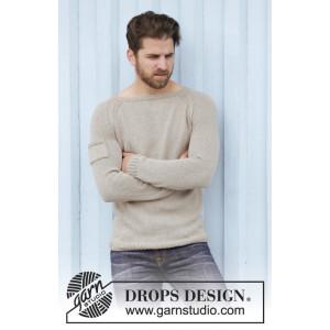 Carter by DROPS Design - Bluse Strikkeopskrift str. S - XXXL