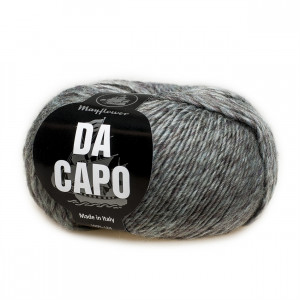 Mayflower Da Capo Garn Mix 25 Grøn/Beige
