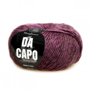 Mayflower Da Capo Garn Mix 28 Lyng