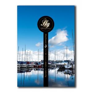 Mayflower katalog med strikkeopskrifter Sky