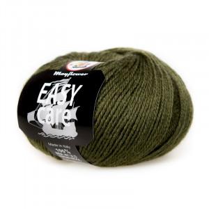 Mayflower Easy Care Garn Unicolor 91 Oliven