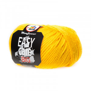 Mayflower Easy Care Big Garn Unicolor 185 Solgul