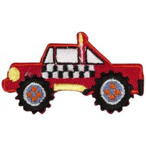 Strygemærke Bil 3x5 cm - 1 stk