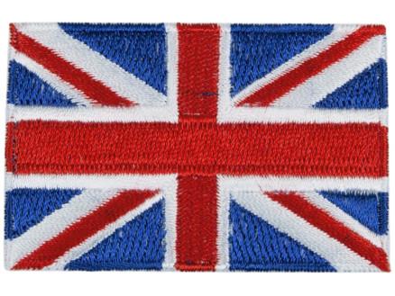 Image of   Strygemærke Flag England 4x7 cm - 1 stk