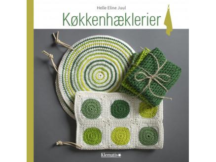 Image of   Køkkenhæklerier - Bog af Helle Eline Juul