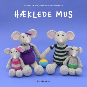 Hæklede mus - Bog af Pernille Overgaard Jørgensen