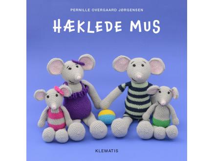 Image of   Hæklede mus - Bog af Pernille Overgaard Jørgensen