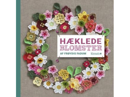 Image of   Hæklede blomster - Bog af Frøydis Fadum
