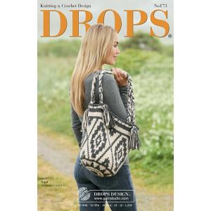 Garnstudio - drops – Drops katalog med strikke- og hækleopskrifter nr. 173 på rito.dk