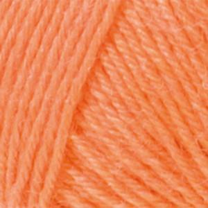 Järbo Miniraggi Garn Unicolor 68203 Orange