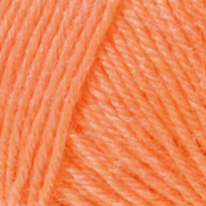Järbo Miniraggi Garn Unicolor 68203 Orange