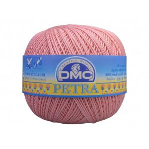 DMC Petra nr. 8 Hæklegarn Unicolor 53326 Laks