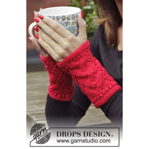 Christmas Break by DROPS Design - Pulsvarmere Strikkekit str. S/M - L