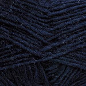 Ístex Álafoss Lopi Garn Unicolor 0709 Mørk Blå