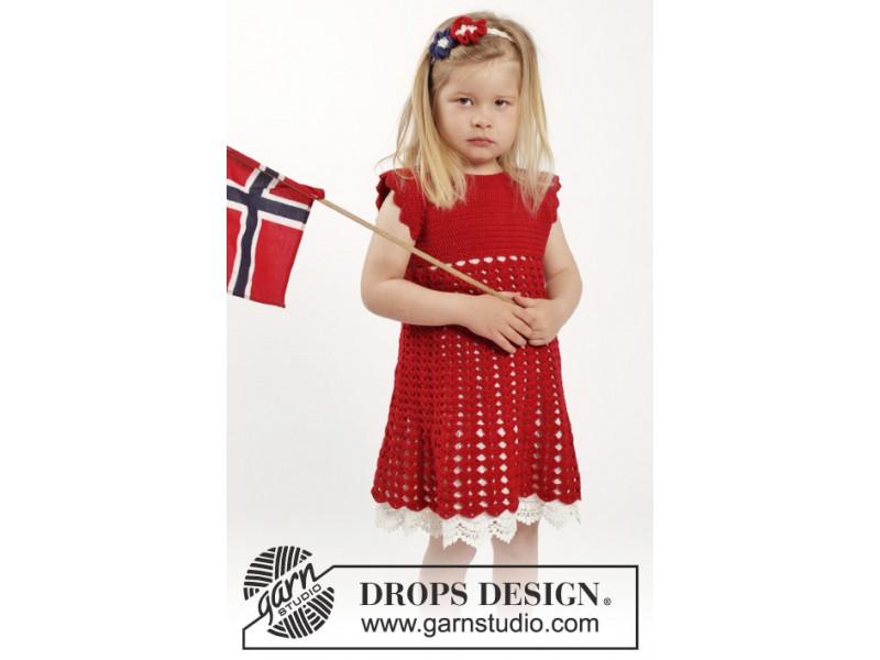 kjole str 50 baby