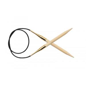 Image of   KnitPro Bamboo Rundpinde Bambus 80cm 7,00mm / 31.5in US10¾