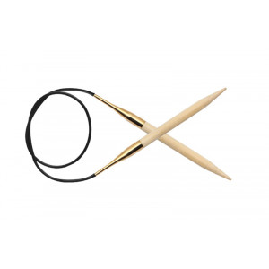 Image of   KnitPro Bamboo Rundpinde Bambus 100cm 8,00mm / 39.4in US11