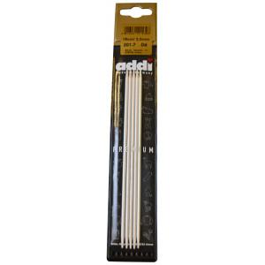 Addi – Addi strømpepinde aluminium 15 cm 3,00 mm / 5.9in us2½ på rito.dk