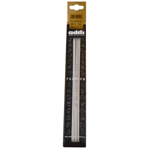 Addi – Addi strømpepinde aluminium 20cm 2,50 mm / 7.9in us1½ på rito.dk