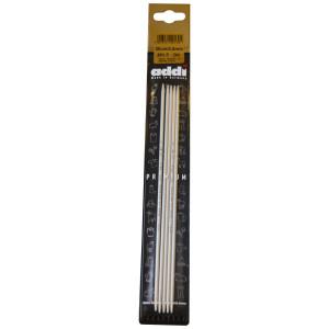 Addi Addi strømpepinde aluminium 20cm 3,00 mm / 7.9in us2½ på rito.dk