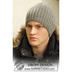 Tristan by DROPS Design - Hue Strikkeopskrift S/M - L