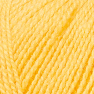 Järbo Mellanraggi Garn Unicolor 28204 Gul