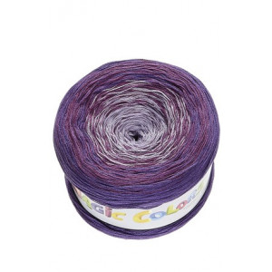 Image of   Lammy Magic Color Garn Print 606 Lavendel
