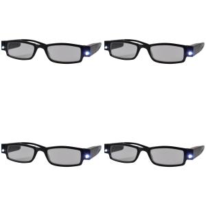 Briller med lys