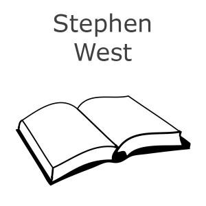 Stephen West Bøger