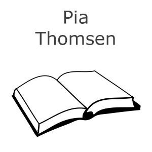 Pia Thomsen Bøger