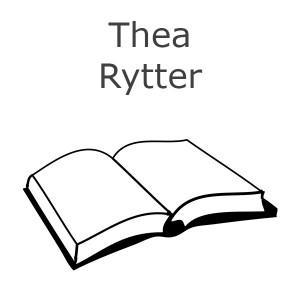 Thea Rytter Bøger