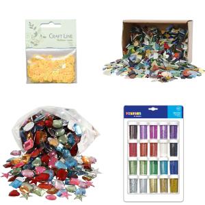 Pailletter / Glitter / Glimmer