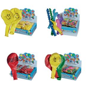 Balloner med motiv