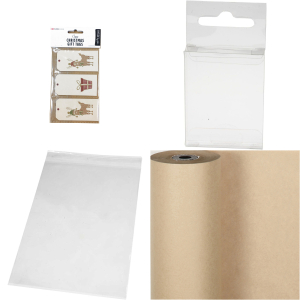 Indpakning / Emballage