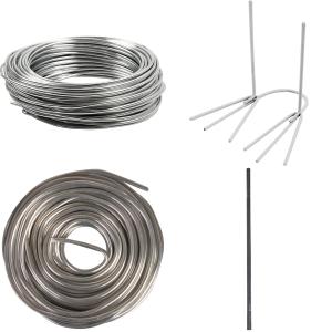 Trådstænger / Elefanttråd / Metaltråd / Blomstertråd
